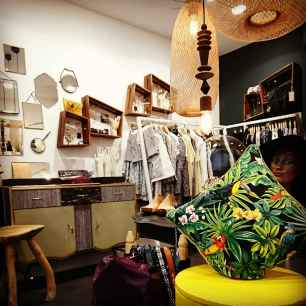 magasin Mizué coussin coco