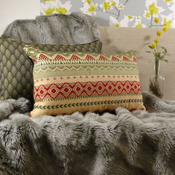 coussin louise odile hiver